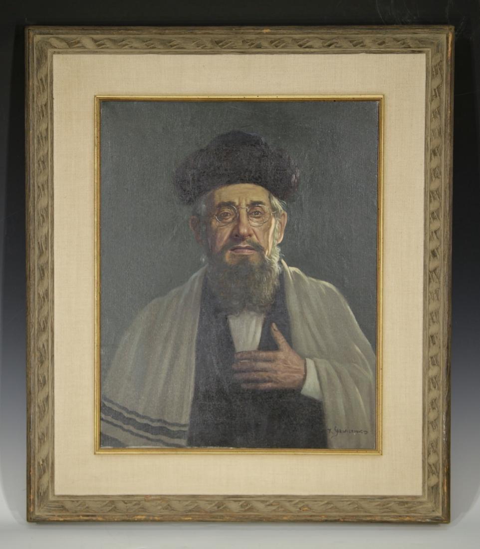"""""""Konstantin Szewczenko"""" 1915-1981 Oil on Canvas"""
