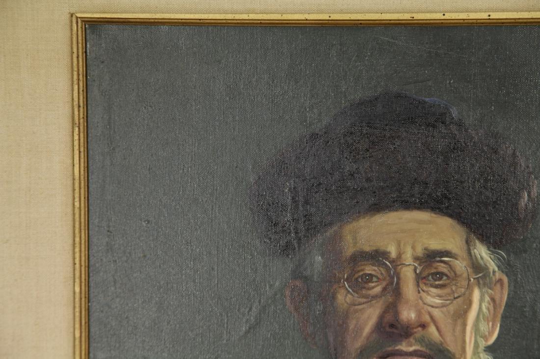 """""""Konstantin Szewczenko"""" 1915-1981 Oil on Canvas - 2"""