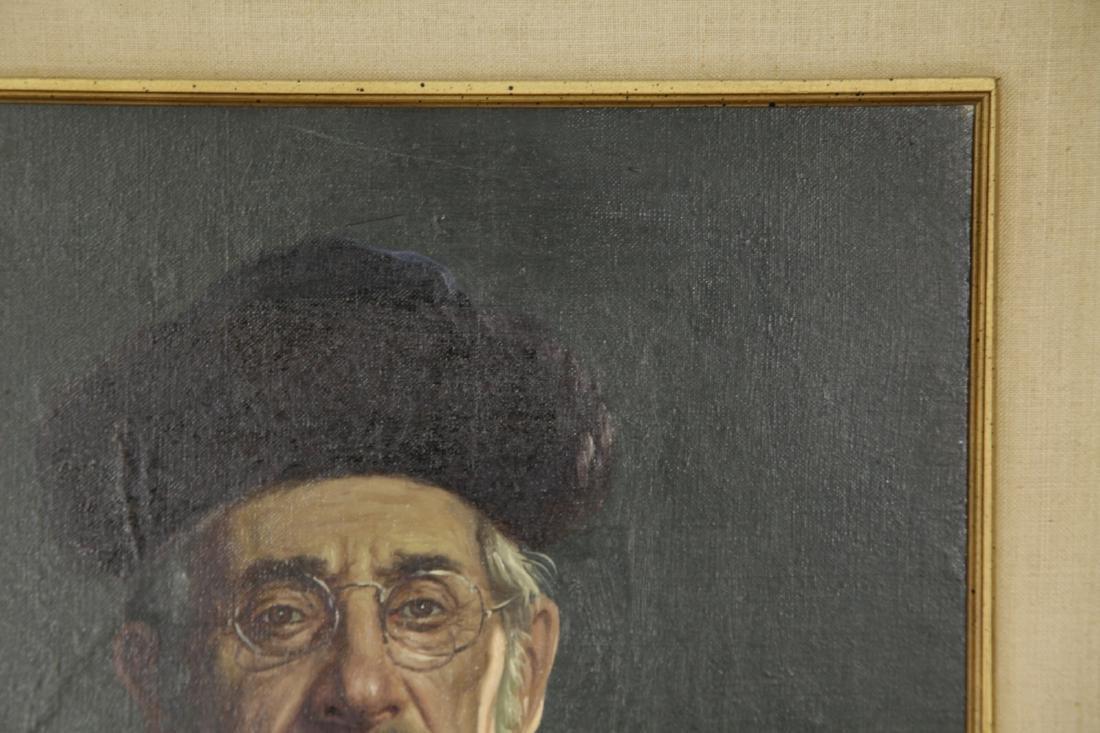 """""""Konstantin Szewczenko"""" 1915-1981 Oil on Canvas - 3"""