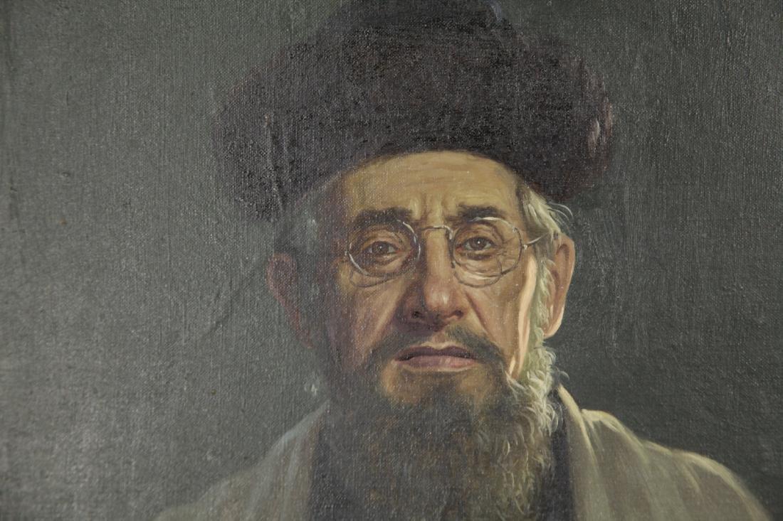 """""""Konstantin Szewczenko"""" 1915-1981 Oil on Canvas - 4"""