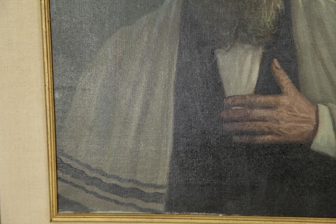 """""""Konstantin Szewczenko"""" 1915-1981 Oil on Canvas - 5"""