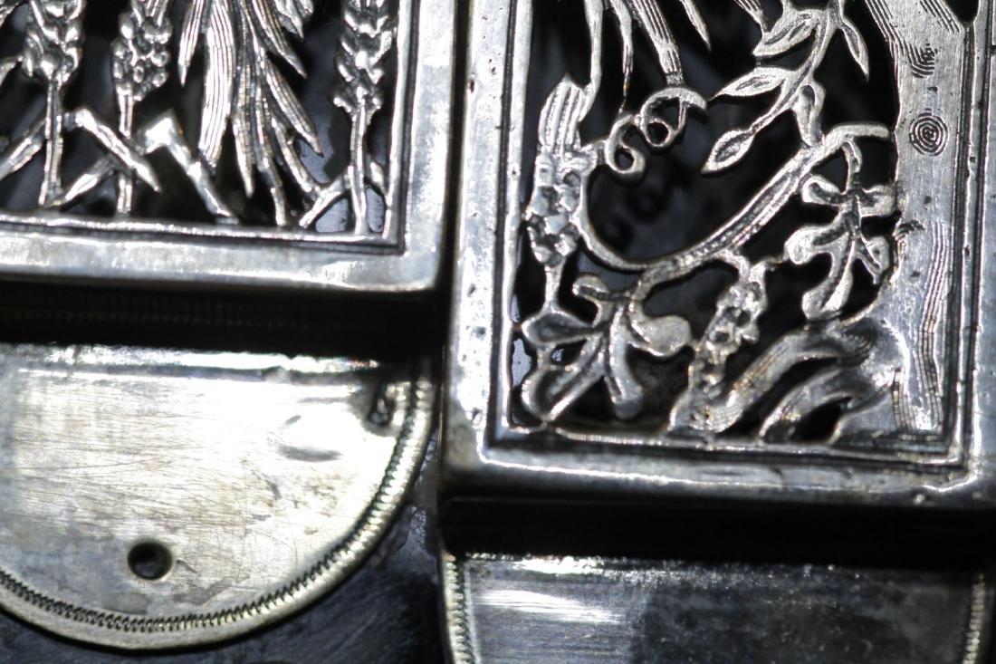 Jewish Silver Mazuzer, 925 Hallmark, Samuel Mauric - 4