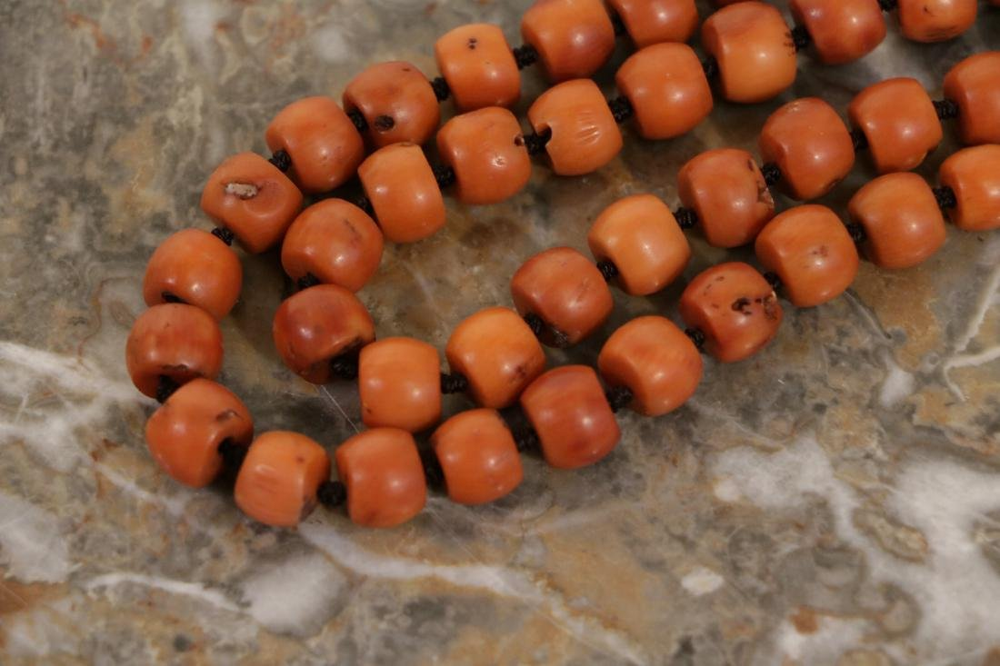 Coral Necklace - 5