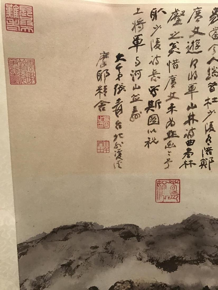Chinese Ink Scroll PPrinting - 5