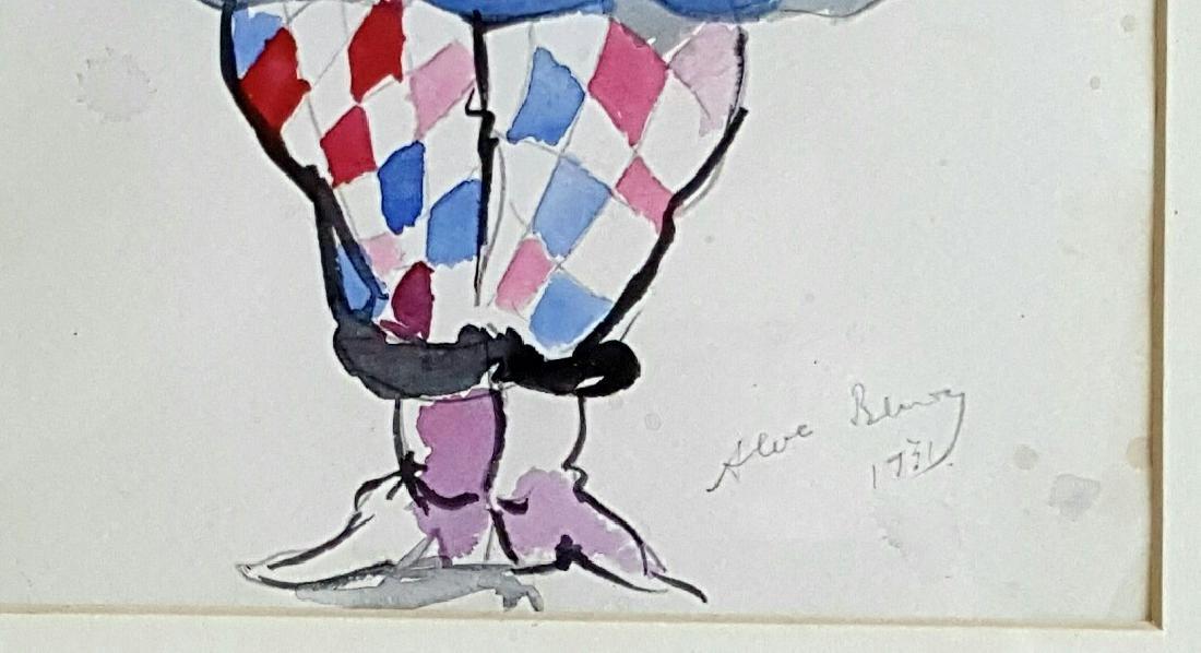 Alexandre Nikolayevich Benois - Watercolor - 3