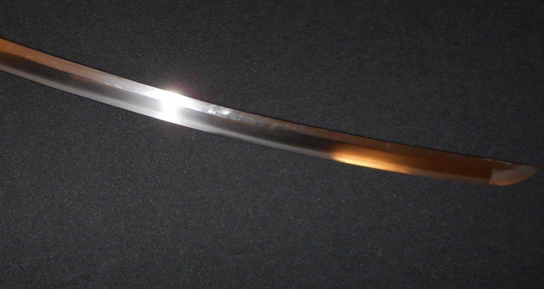 Japanese WW II Army Officer Samurai Katana Sword - 2