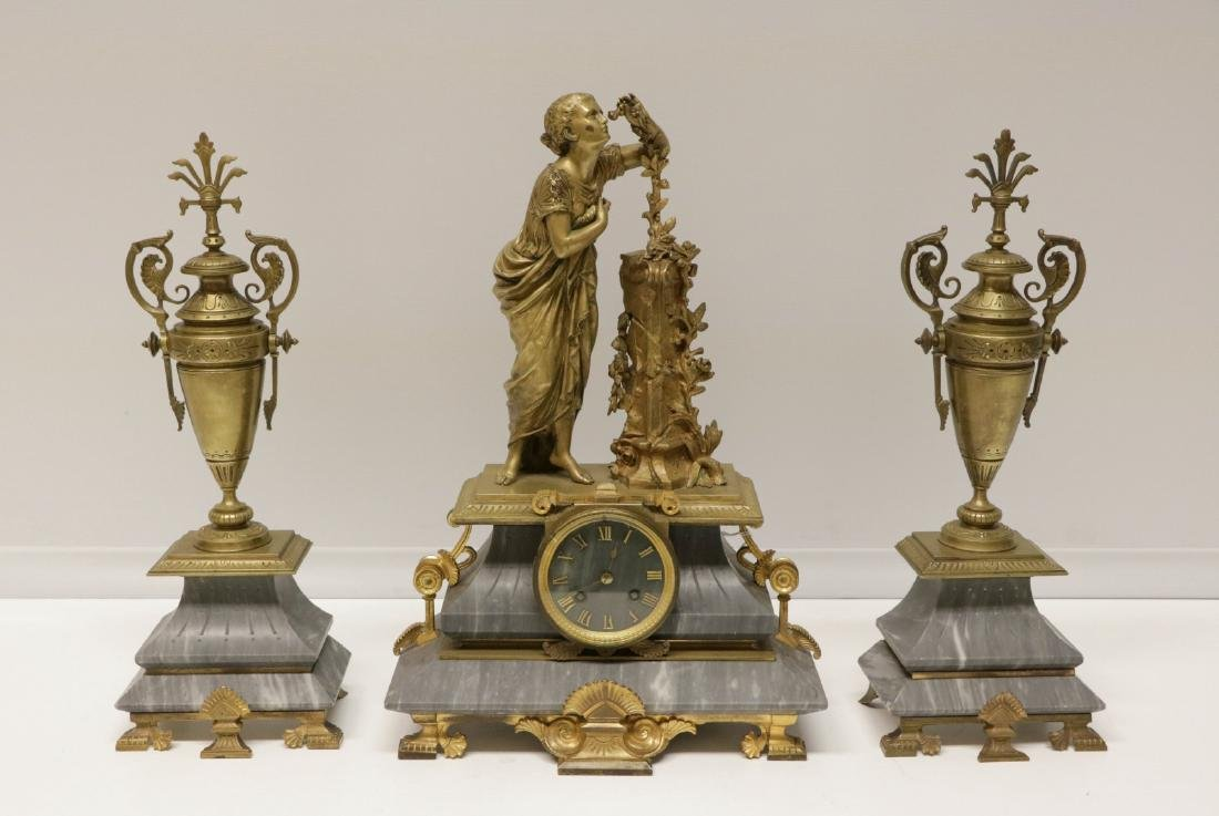 Set of European Clock Set