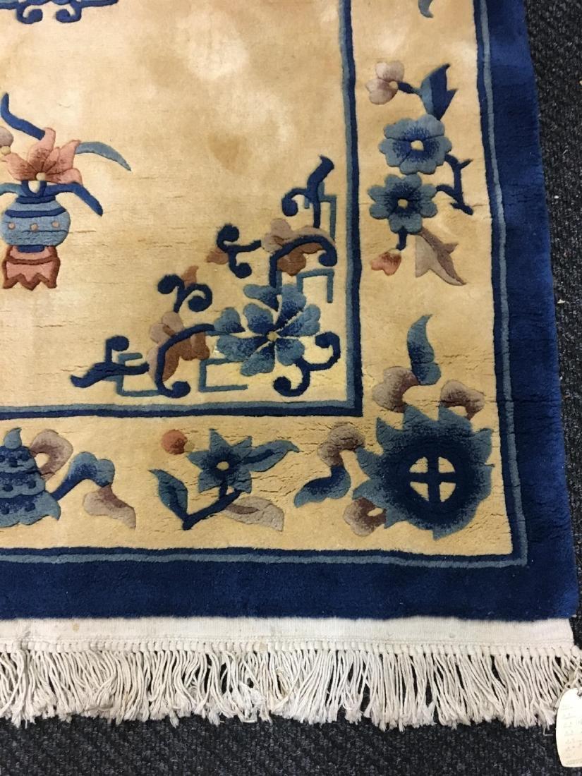 Chinese Handmade Rug - 2