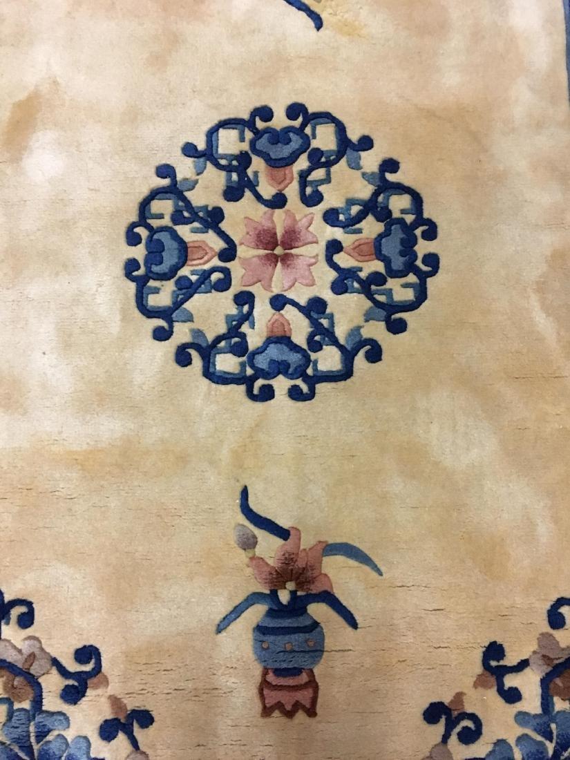 Chinese Handmade Rug - 5
