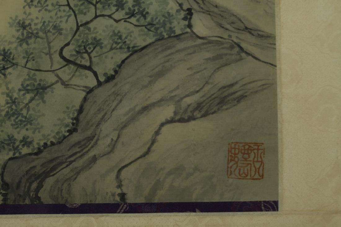 Chinese Painting on Silk - 8