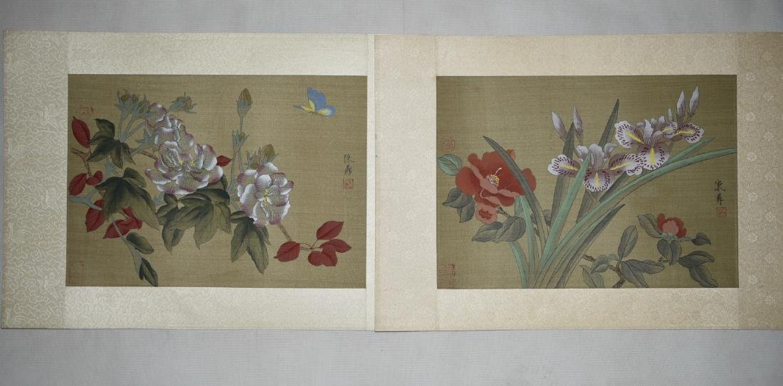 2 Pieces of Chinese Painting