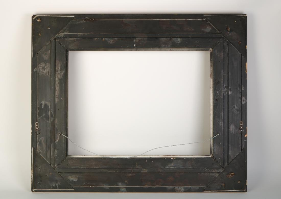European Gilt Wood Oil Painting Frame - 7
