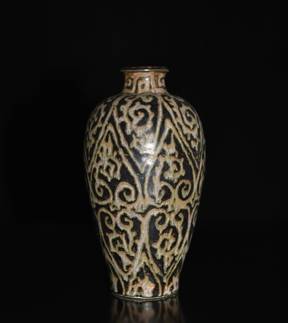 Chinese JiZhou Ceramic Vase
