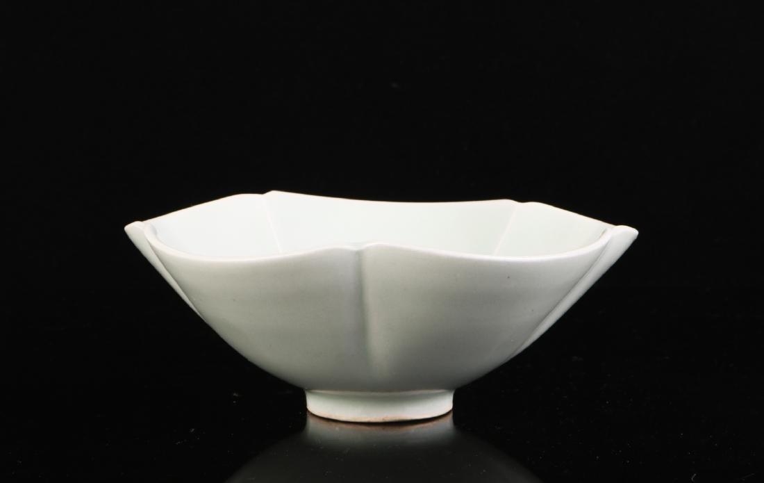 Five Dynasty Chinese Celadon Glazed Plate