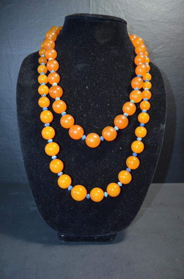 2 Sterling Silver Amber