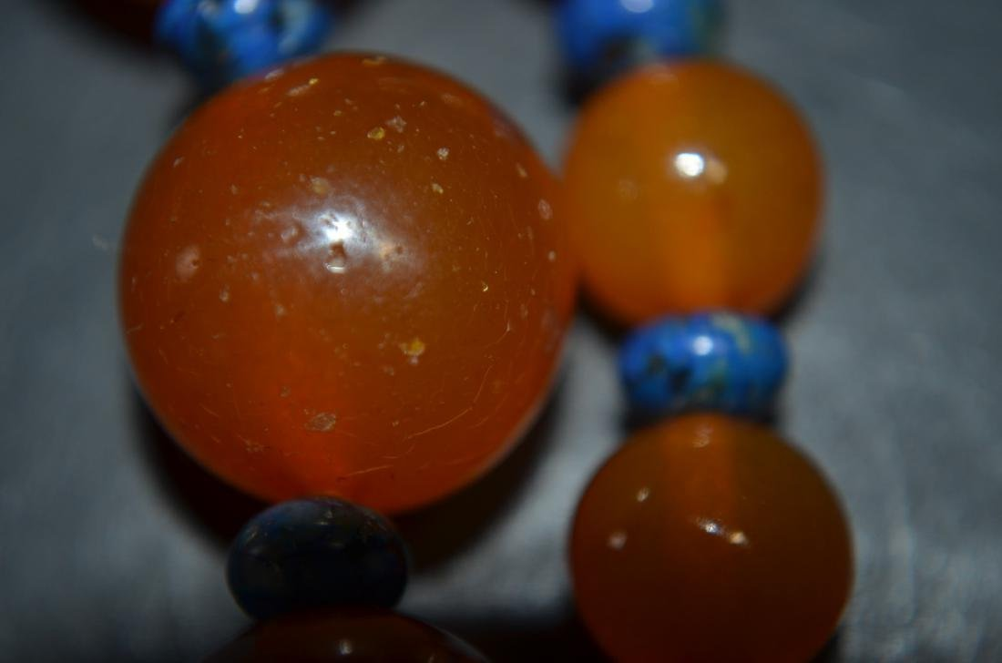 2 Sterling Silver Amber - 7