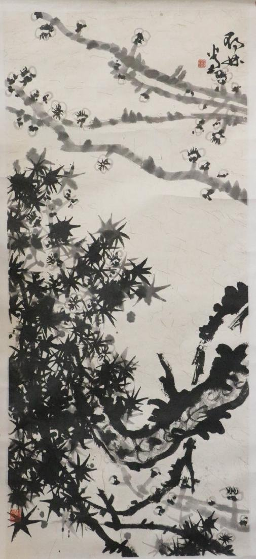 Deng, Lin. Chinese ink color painting