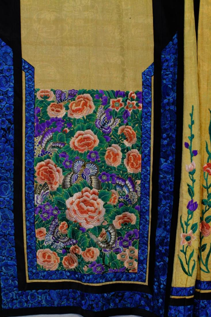 Chinese Silk Embroidery Skirt - 3