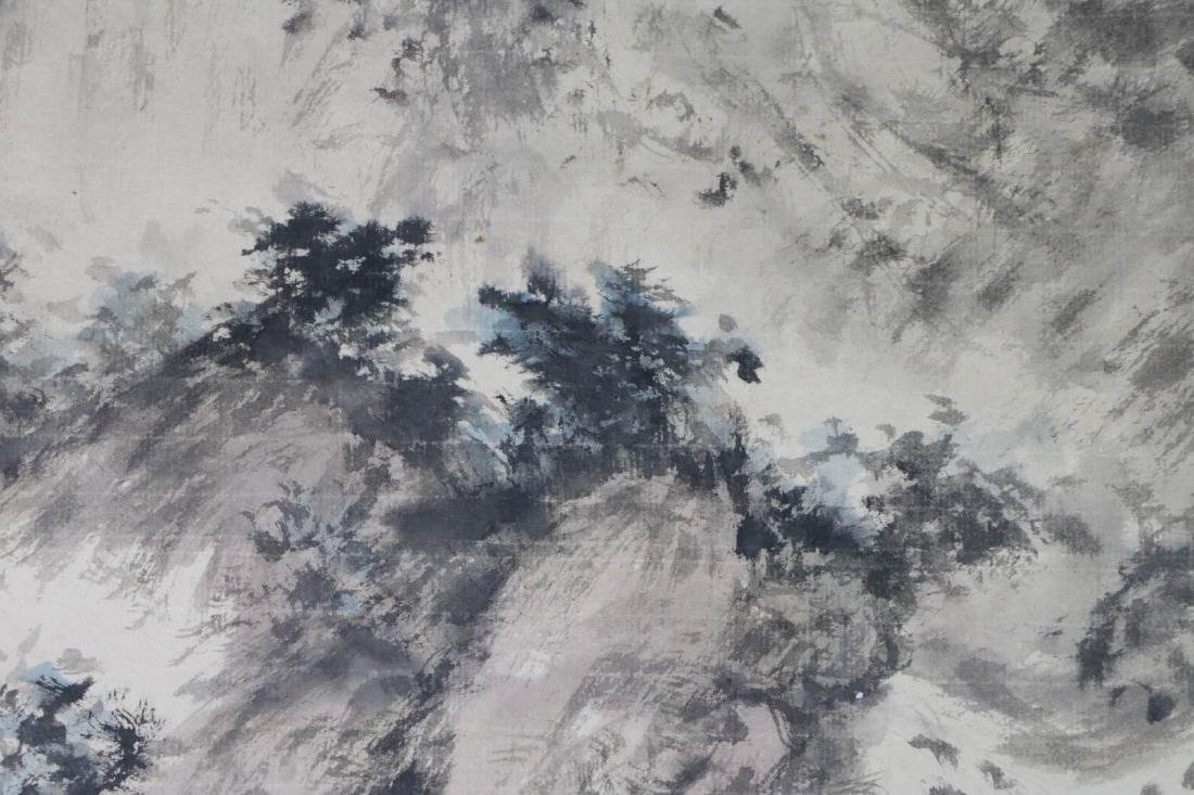 Fu, BaoShi. Chinese painting of landscape - 3