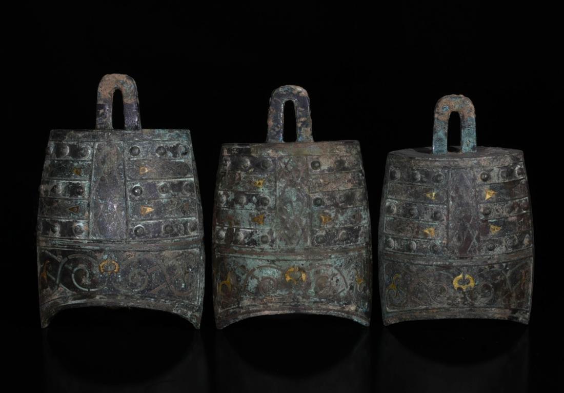 Chinese Archaic Bronze Clock