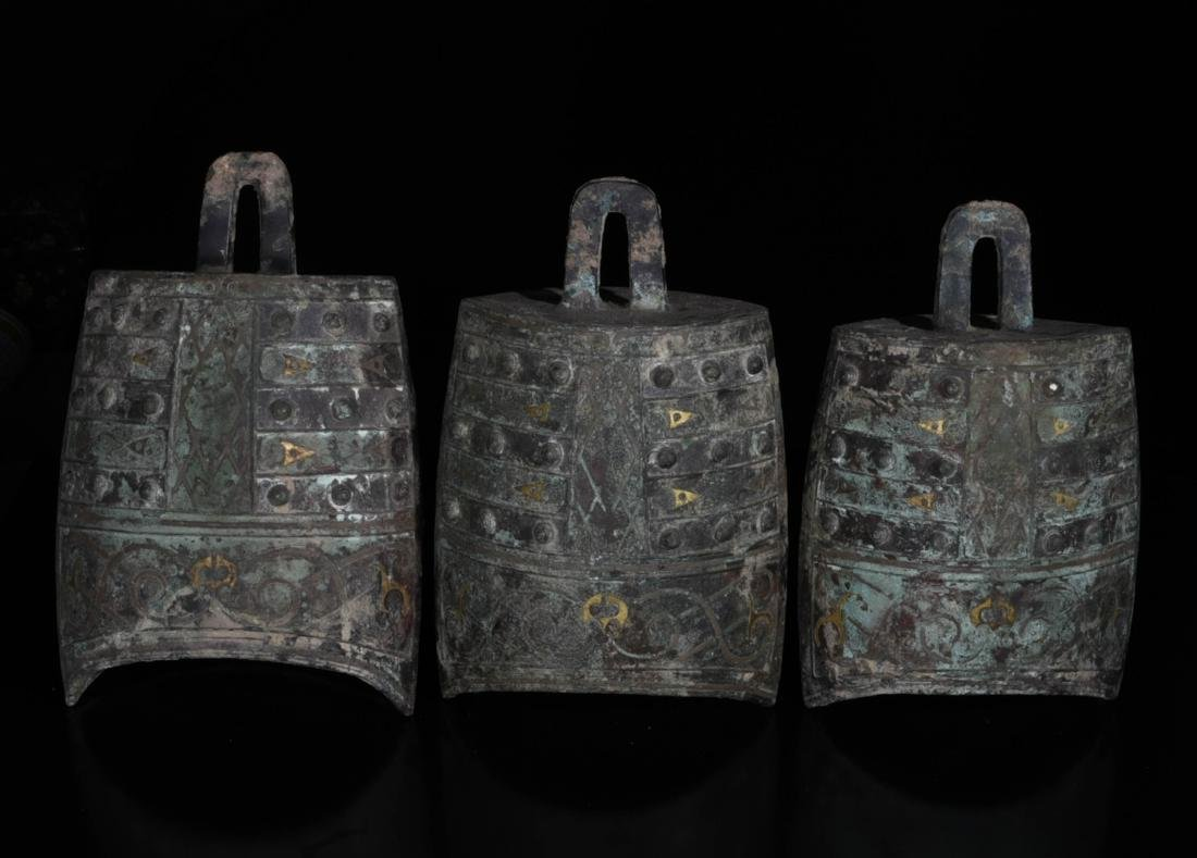 Chinese Archaic Bronze Clock - 2