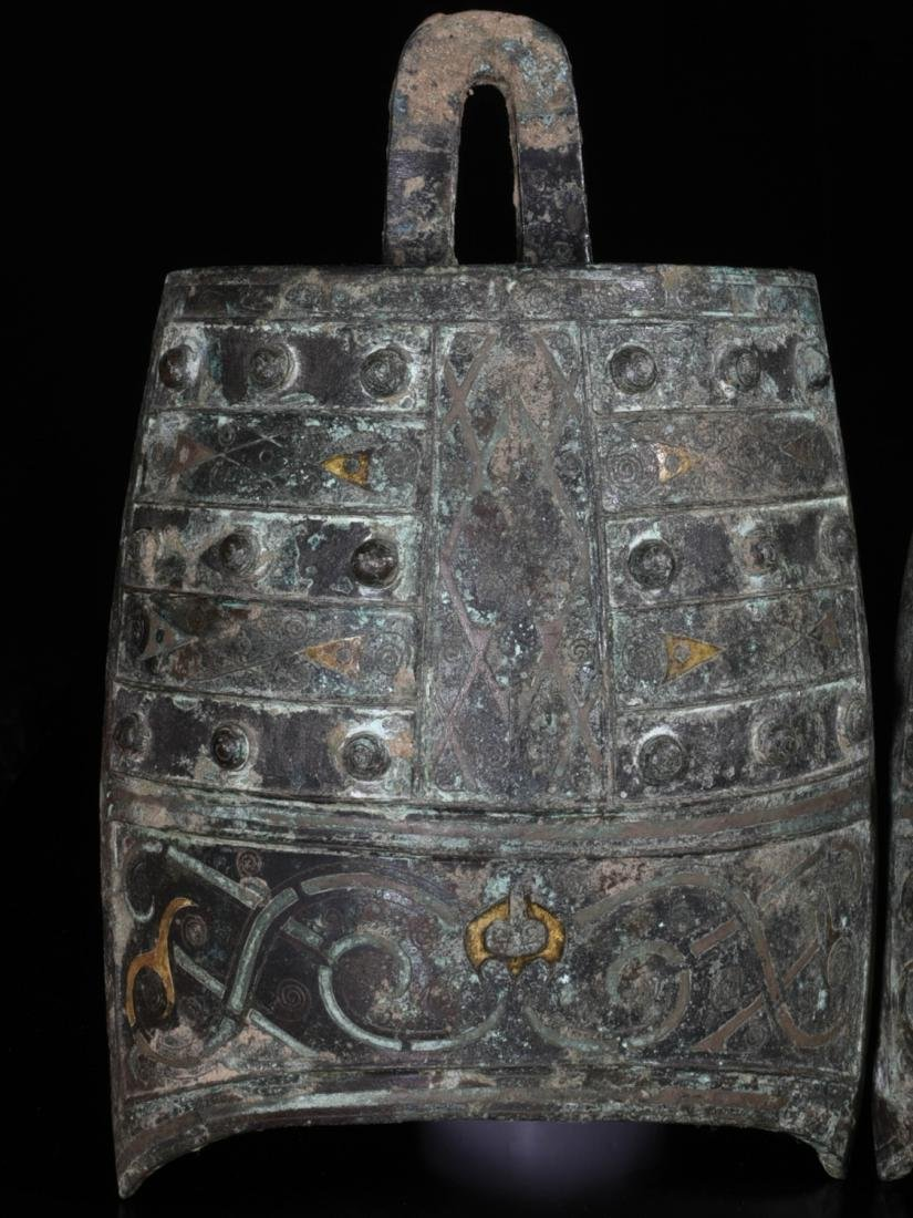 Chinese Archaic Bronze Clock - 3