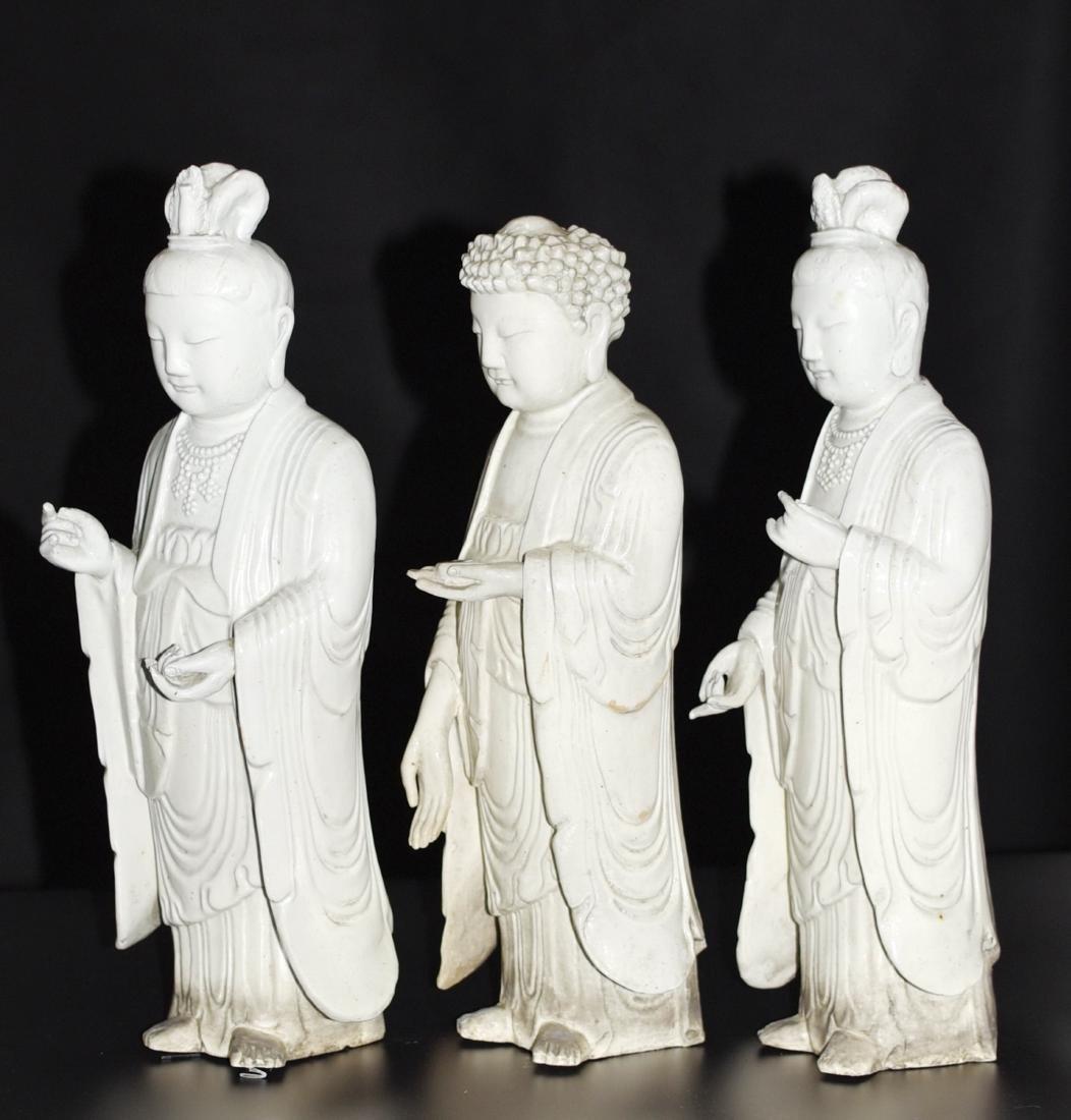 Chinese Porcelain Buddha - 2