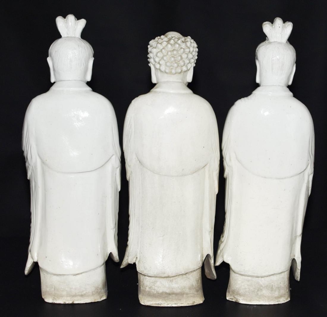 Chinese Porcelain Buddha - 4