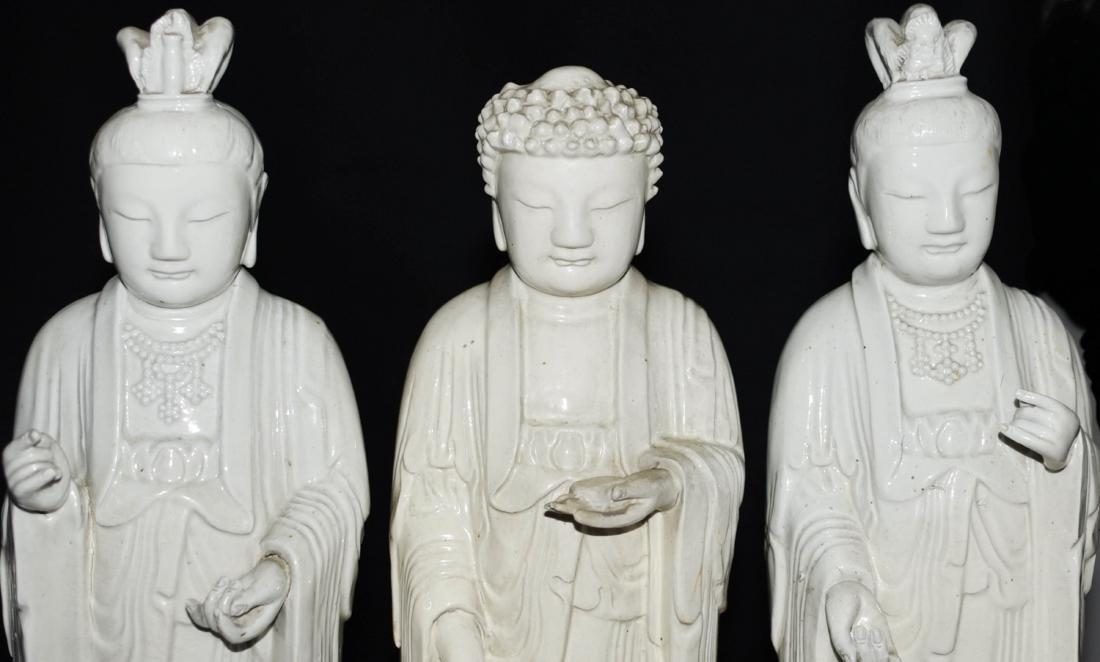 Chinese Porcelain Buddha - 6