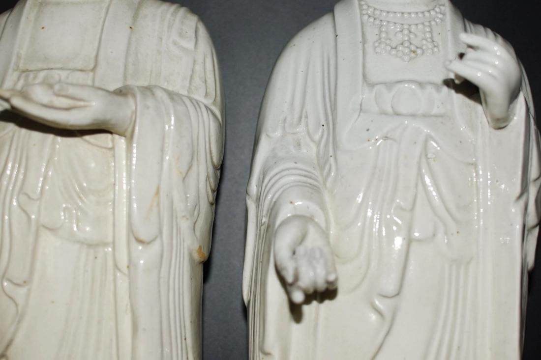 Chinese Porcelain Buddha - 8