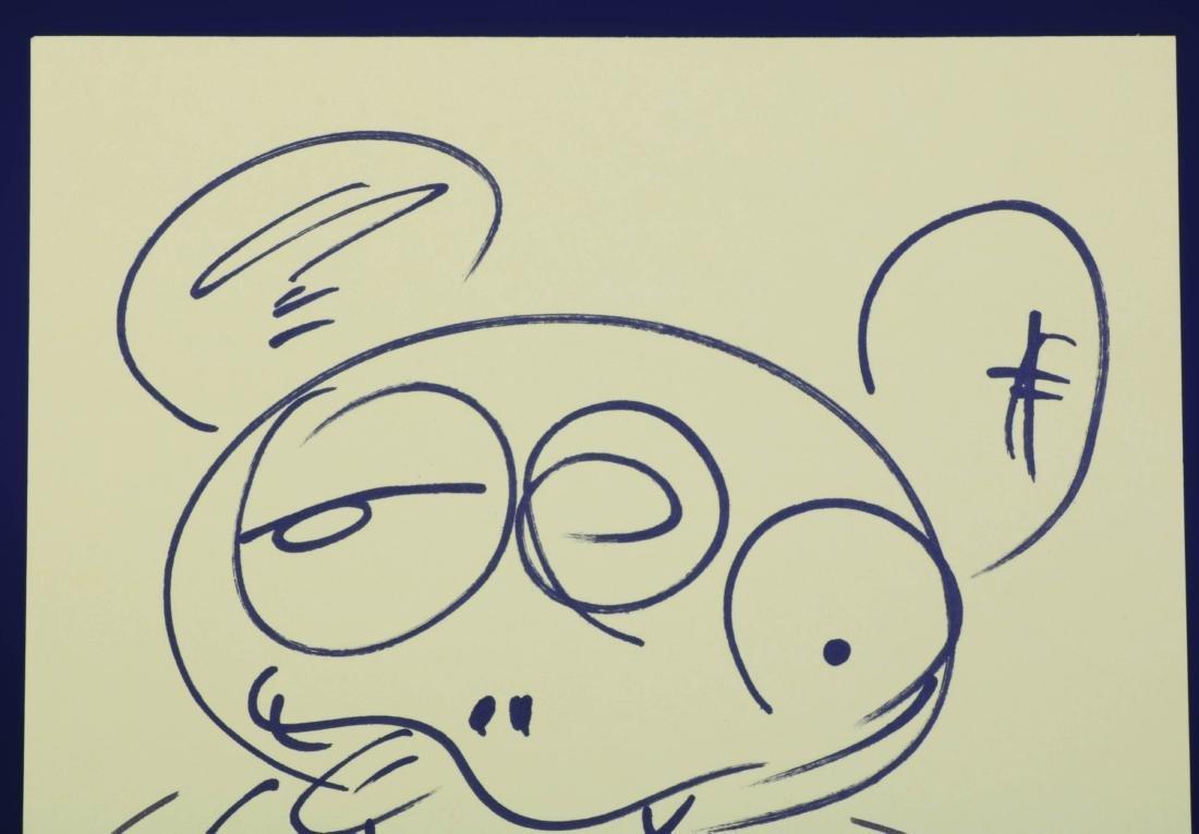Takashi Murakami Drawing on Paper - 2