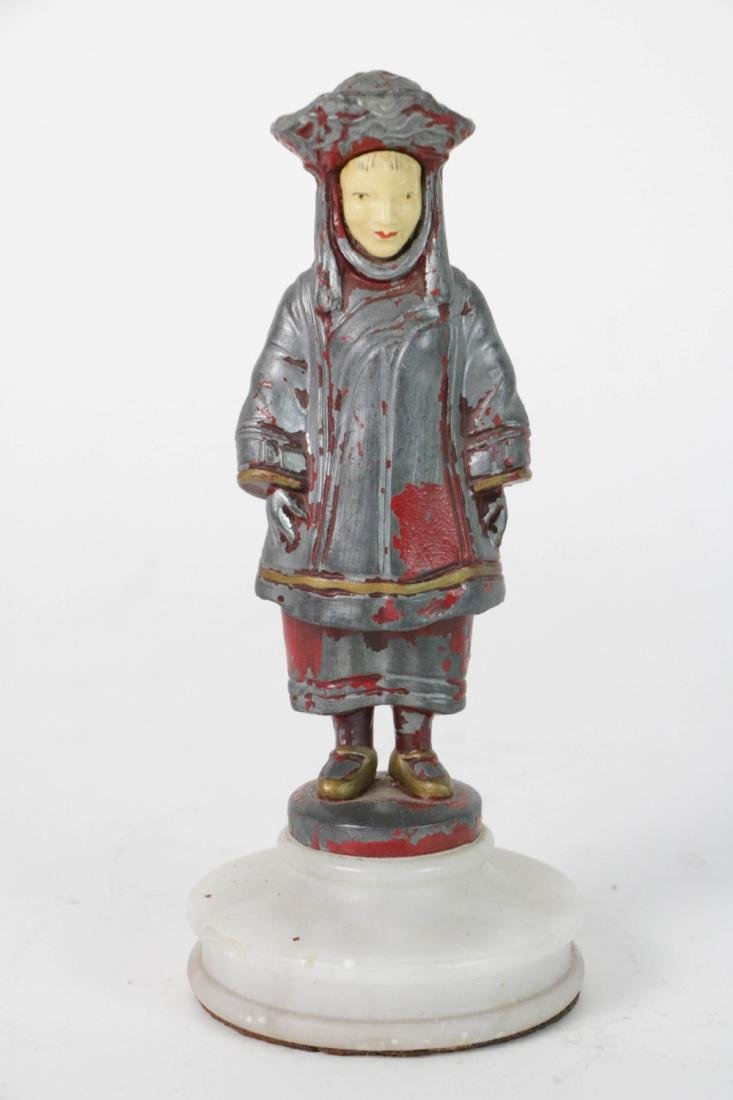 19th Century Chinese or Mongolian Figure