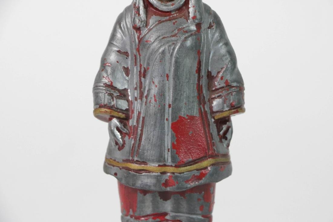 19th Century Chinese or Mongolian Figure - 3
