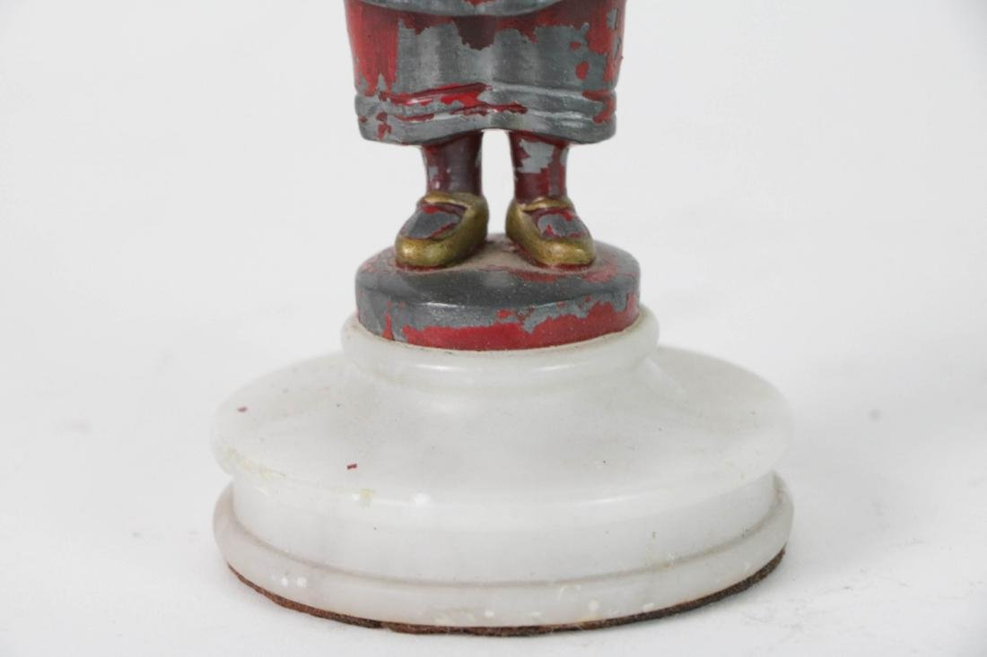 19th Century Chinese or Mongolian Figure - 4