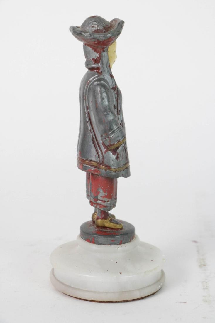 19th Century Chinese or Mongolian Figure - 7