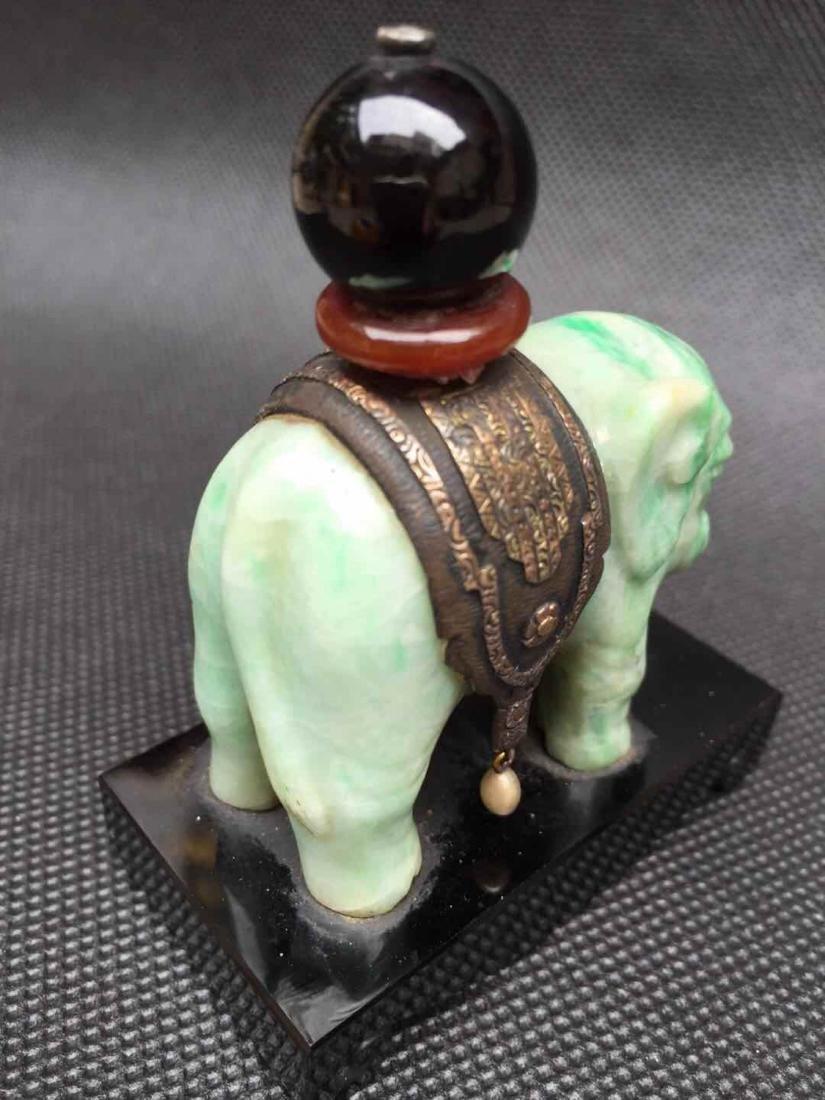 Chinese Elephant Jadeite