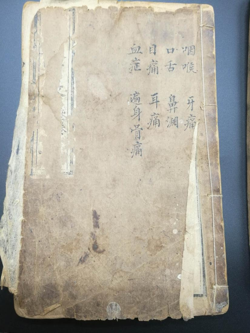 Chinese ''Bian Zheng Lu'' Book - 5