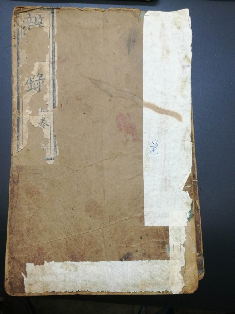 Chinese ''Bian Zheng Lu'' Book - 6