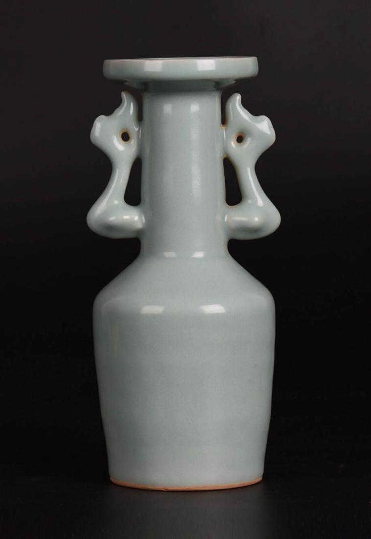 Chinese Long Quan Porcelain Vase