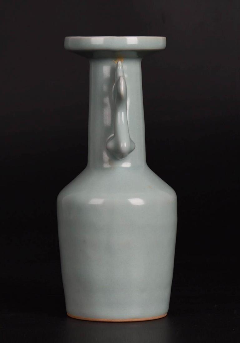 Chinese Long Quan Porcelain Vase - 2