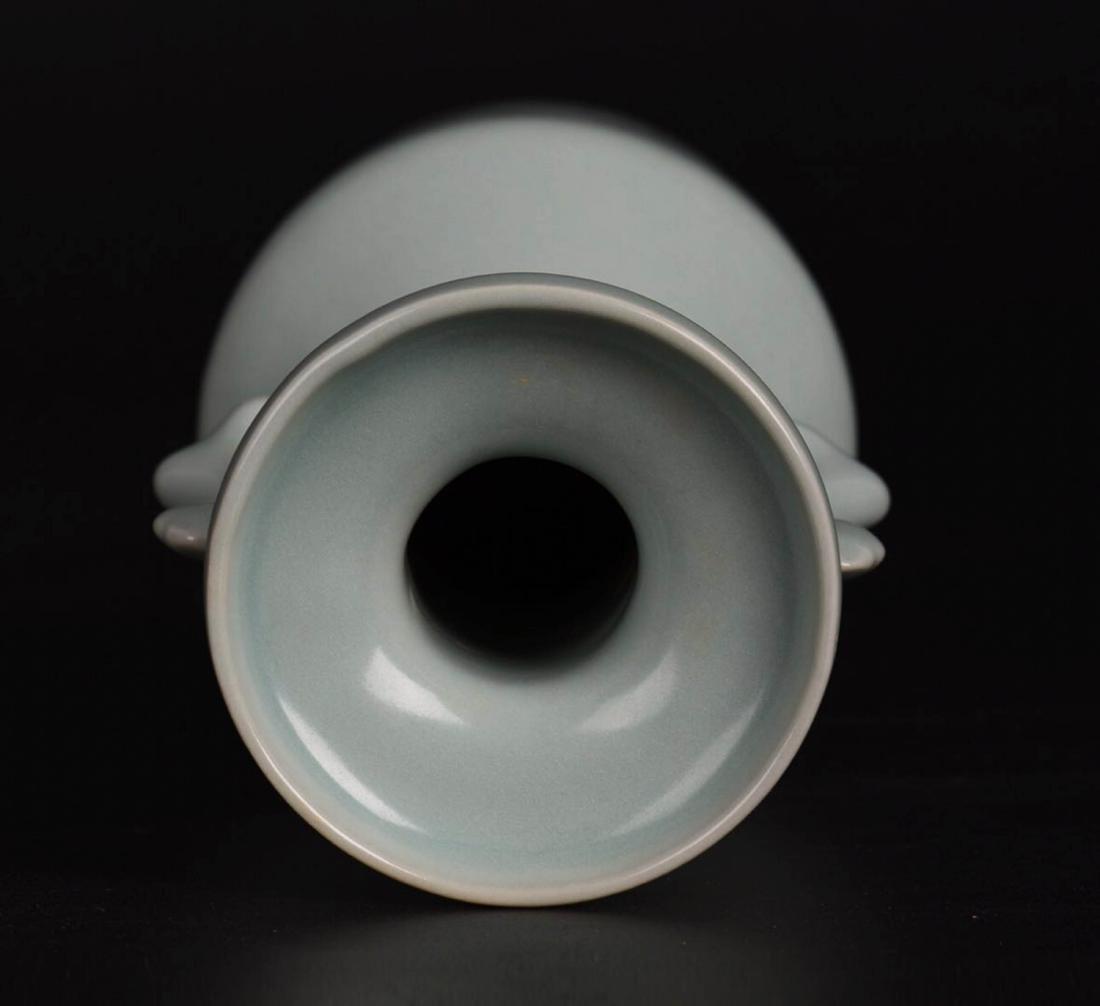 Chinese Long Quan Porcelain Vase - 6
