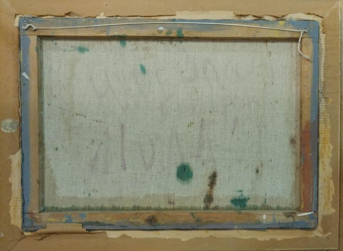 Lanscape oil on canvas - 3
