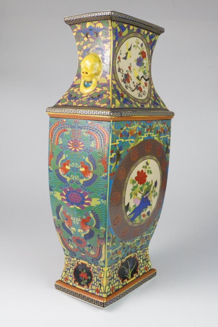 Chinese porcelain vase with marked - 3