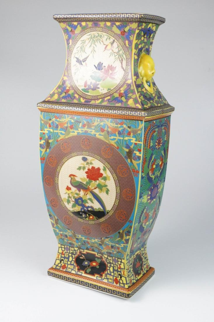 Chinese porcelain vase with marked - 4