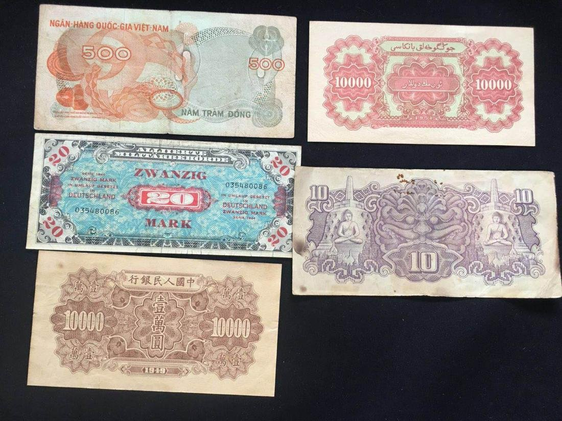 Paper Money - 4