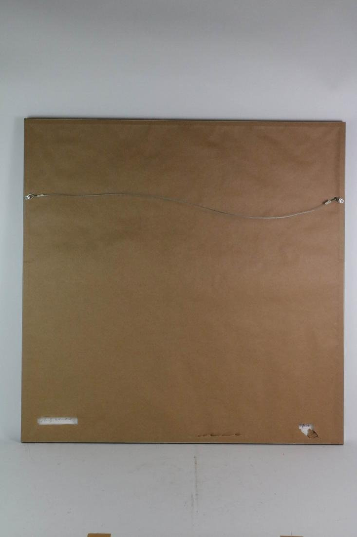 Andy Warhol Signed Silkscreen Print of Flower - 6