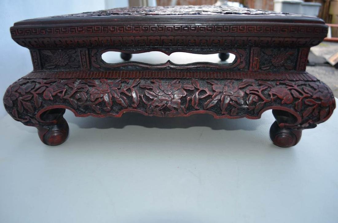 Chinese Lacquer Table - 3