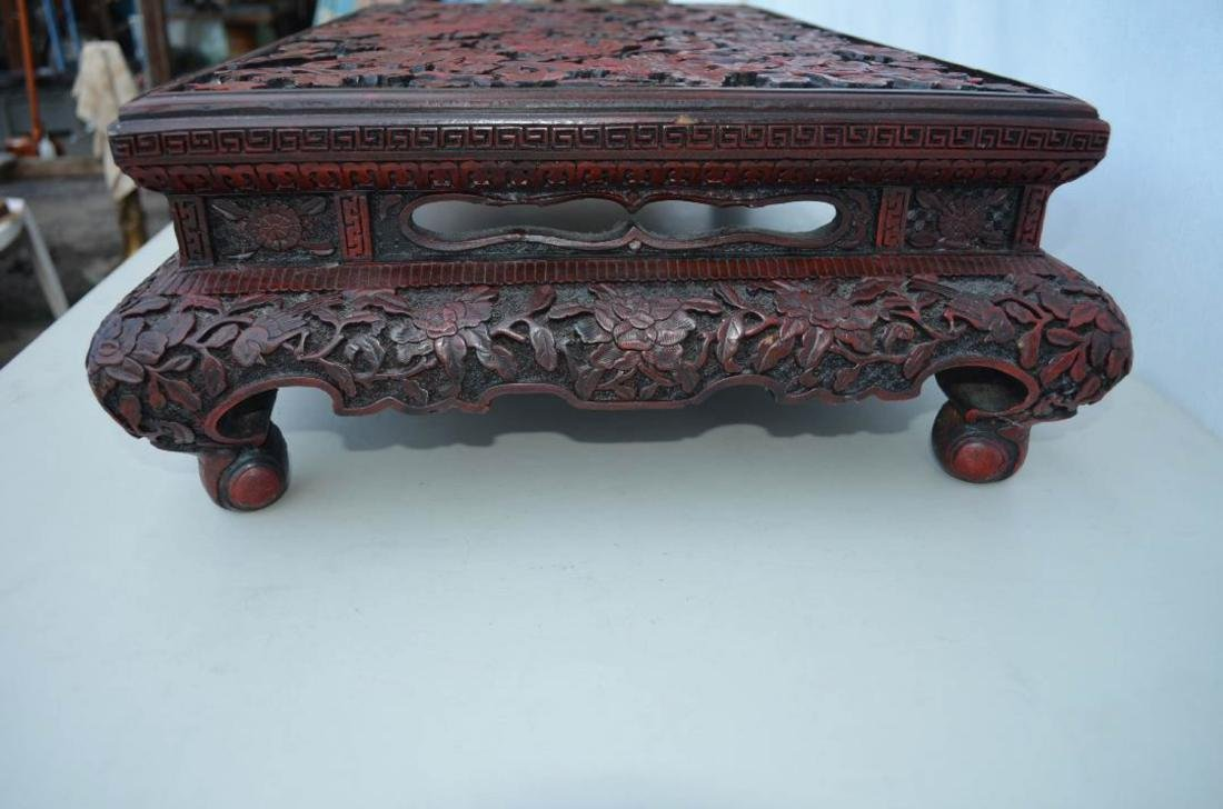 Chinese Lacquer Table - 4