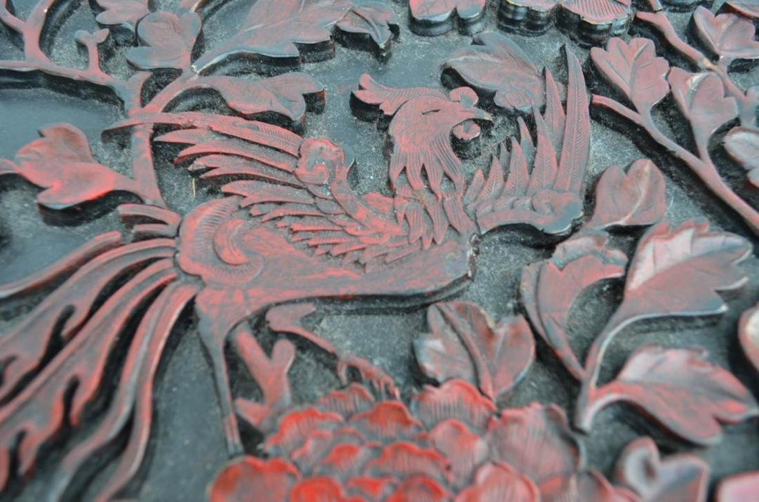 Chinese Lacquer Table - 5