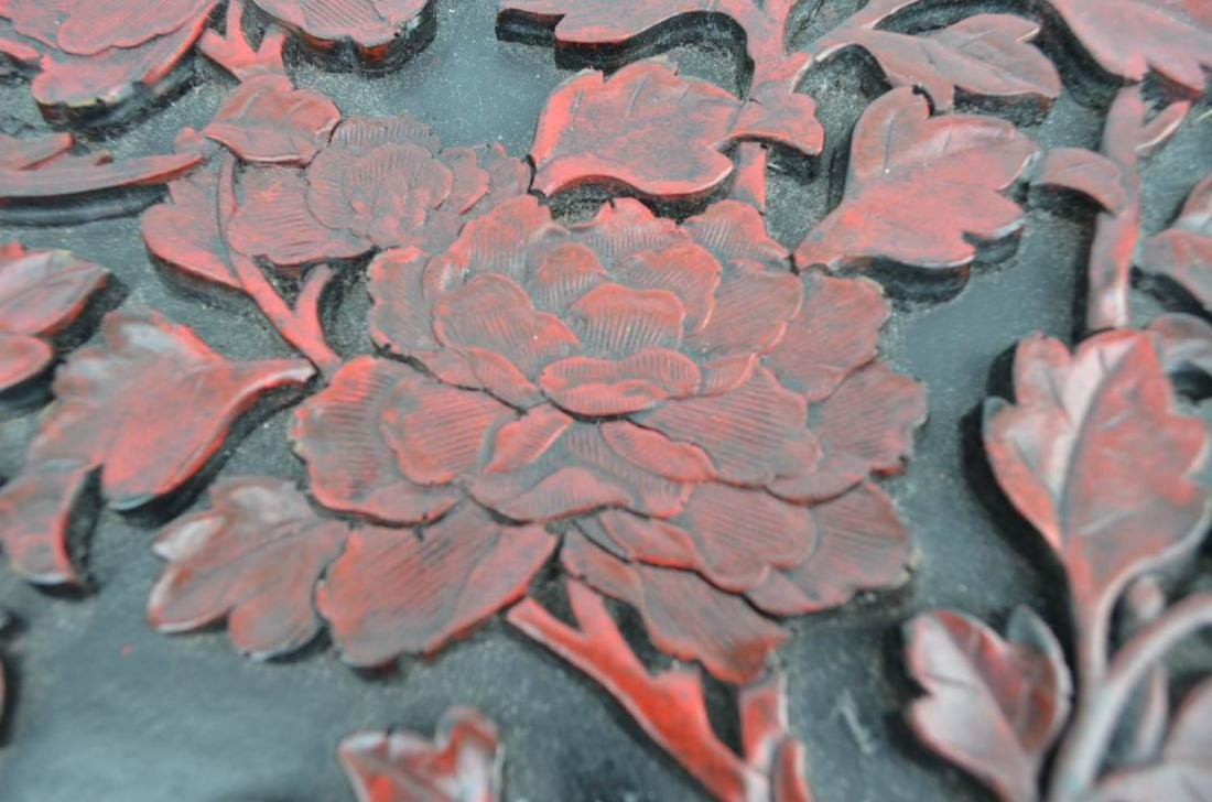 Chinese Lacquer Table - 7